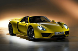 Porsche Recalls 918 Spyders To Fix Seat Belt Screws