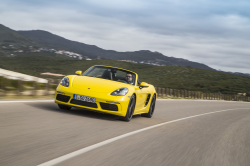 Porsche Recall Issued to Tighten Airbag Sensors