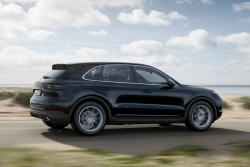 Porsche Cayenne and Panamera Brake Pad Warnings May Fail