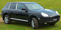 Porsche Recalls Older Cayenne SUVs Over Fuel Leaks