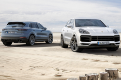 Porsche Cayennes Recalled For Transmission Fluid Leaks