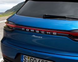 Porsche Macan Passenger Airbags May Fail: Recall