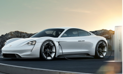 Porsche Mission E All-Electric Sports Car on the Way