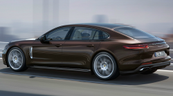 Porsche Recalls Panamera Cars Due to Anti-Roll Bars