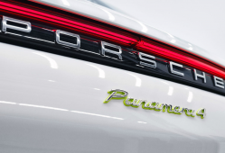 Porsche Recalls Panameras At Risk of Catching Fire