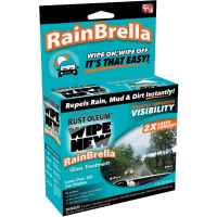 RainBrella Glass Treatment Lawsuit Says Marketing Is False