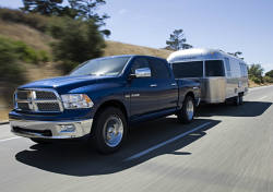 303,000 Ram 1500 Trucks Recalled For Sagging Gas Tanks