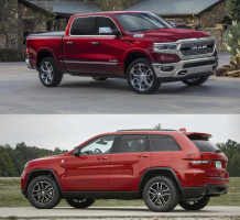 Ram 1500 and Jeep Grand Cherokee Air Suspension Problems