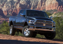 Ram 2500 and 3500 Emissions Lawsuit Partly Dismissed