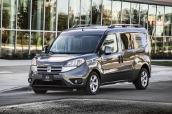 Ram ProMaster City Vans Recalled to Replace Tire Placards