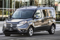 Ram ProMaster Vans Recalled to Fix Ignition Switches