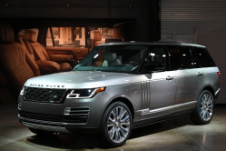 Range Rover Diesel Particulate Filter Problems Cause Lawsuit