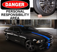 Recall: Dodge Charger Owners Get Free Wheel Chocks