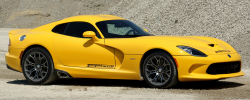 Recalled: Dodge Viper Door Handles Lose Their Bite