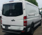 Sprinter 2500 and 3500 Vans Recalled