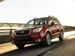 Subaru Forester Airbag Lawsuit Alleges Sensors Are Bad