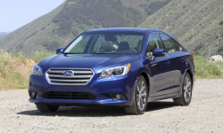 Subaru Recalls Legacy and Outback For Bad Brake Fluid