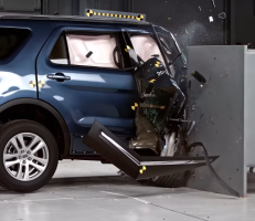 SUV Crash Test Ratings For 2018 Models