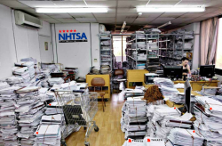 Takata Gives NHTSA 2.4 Million Documents, Gets $14,000 Daily Fine