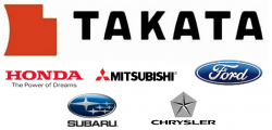 Five Automakers Announce More Takata Airbag Recalls