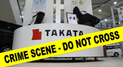 Takata Exploding Air Bags Target of U.S. Criminal Investigation