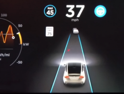 Tesla Enhanced Autopilot Class-Action Lawsuit Settled