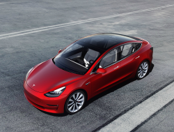 Tesla Model 3 Recalled For Missing Airbag Information