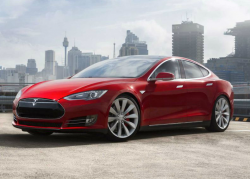 Tesla Model S Owner in China Blames Autopilot for Collision