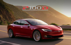 Tesla Model S P100D: 0-60 in 2.5 Seconds, 315-Mile Range