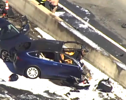 Driver Killed in Crash of Tesla Model X With 'Autopilot' Engaged