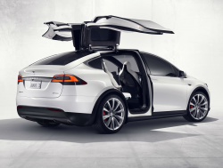 Tesla Model X Door Latch Lawsuit Filed After Girl's Injury