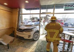 Tesla Sudden Acceleration Lawsuit Alleges Model X Is Defective