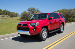 Southeast Toyota Recalls 4Runners to Fix Grilles