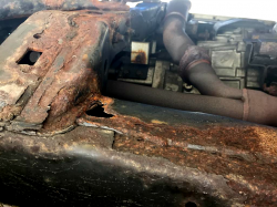 Toyota 4Runner Frame Rust Lawsuit Says SUVs Are Dangerous