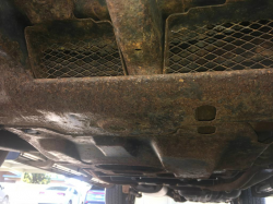 Toyota Says 4Runner Rusted Frame Lawsuit Should Go