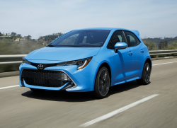 2019 Toyota Corolla Hatchback Transmission Recall Issued