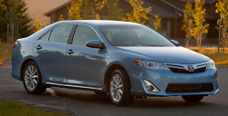 Alleged Toyota Hybrid Brake Defect Causes Lawsuit