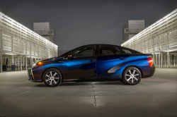 Toyota Mirai Fuel Cell Cars Recalled, All 2,840 of Them