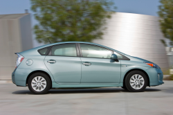 Toyota Recalls 40,000 Prius Plug-In Hybrids That Can Stall