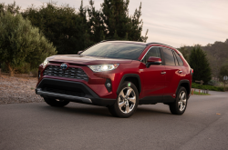Toyota RAV4 Hybrid Gas Tank Problems Cause Lawsuit