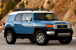 Toyota Recalls FJ Cruiser For Blinding Oncoming Cars at Night