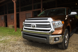 Toyota Recalls Sequoia and Tundra For Seat and Stability Problems