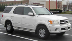 Toyota Sequoia Yaw Rate Sensor Investigation Closed