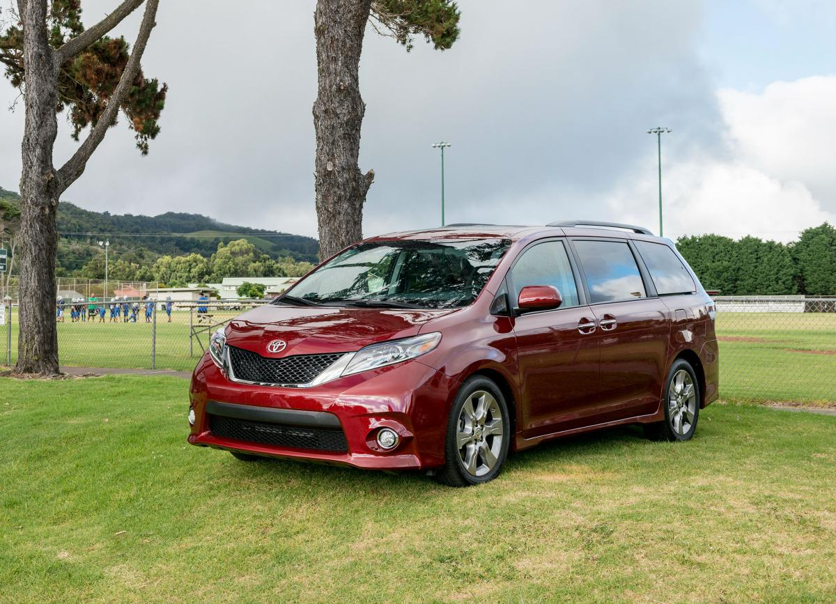 Toyota Sienna Power Sliding Door Lawsuit Filed In Missouri