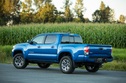 Toyota Recalls Tacoma Trucks For Stalling Problems
