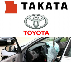 Toyota Expands Takata Airbag Recall by 330,000 Cars