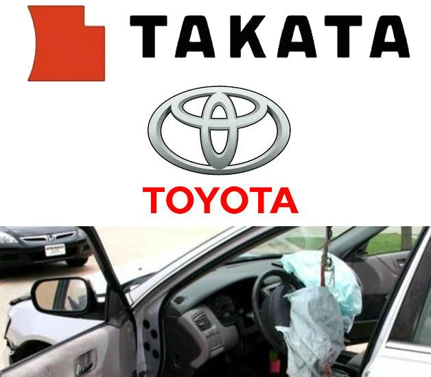 toyota expands takata airbag recall by 330 000 cars. Black Bedroom Furniture Sets. Home Design Ideas