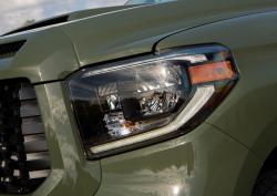Toyota Tundra Halogen Headlights May Catch Fire