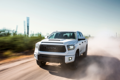 Toyota Recalls Tundra Trucks Over Label Snafu