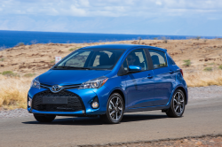 Toyota Yaris Cars Recalled For Airbag Failures